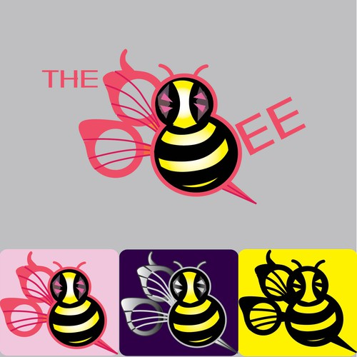Logo for The Bee