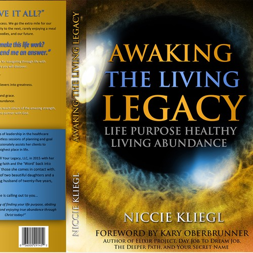 Book cover Awaking the living legacy