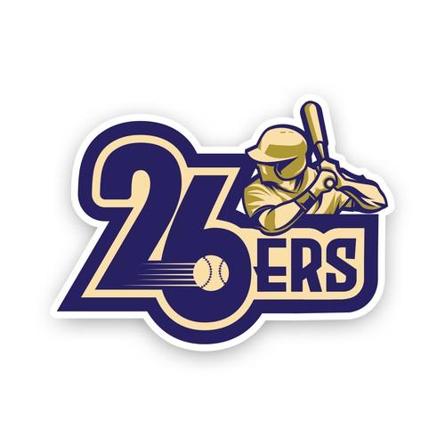 26ERS Logo Concept