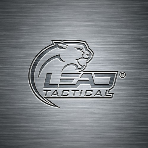 Logo design for Lead Tactical