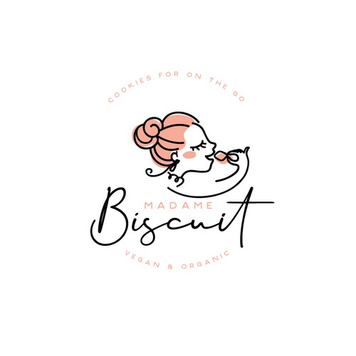 Logo for Madame Biscuit