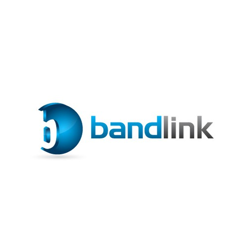 Musician Logo for BANDLINK.COM