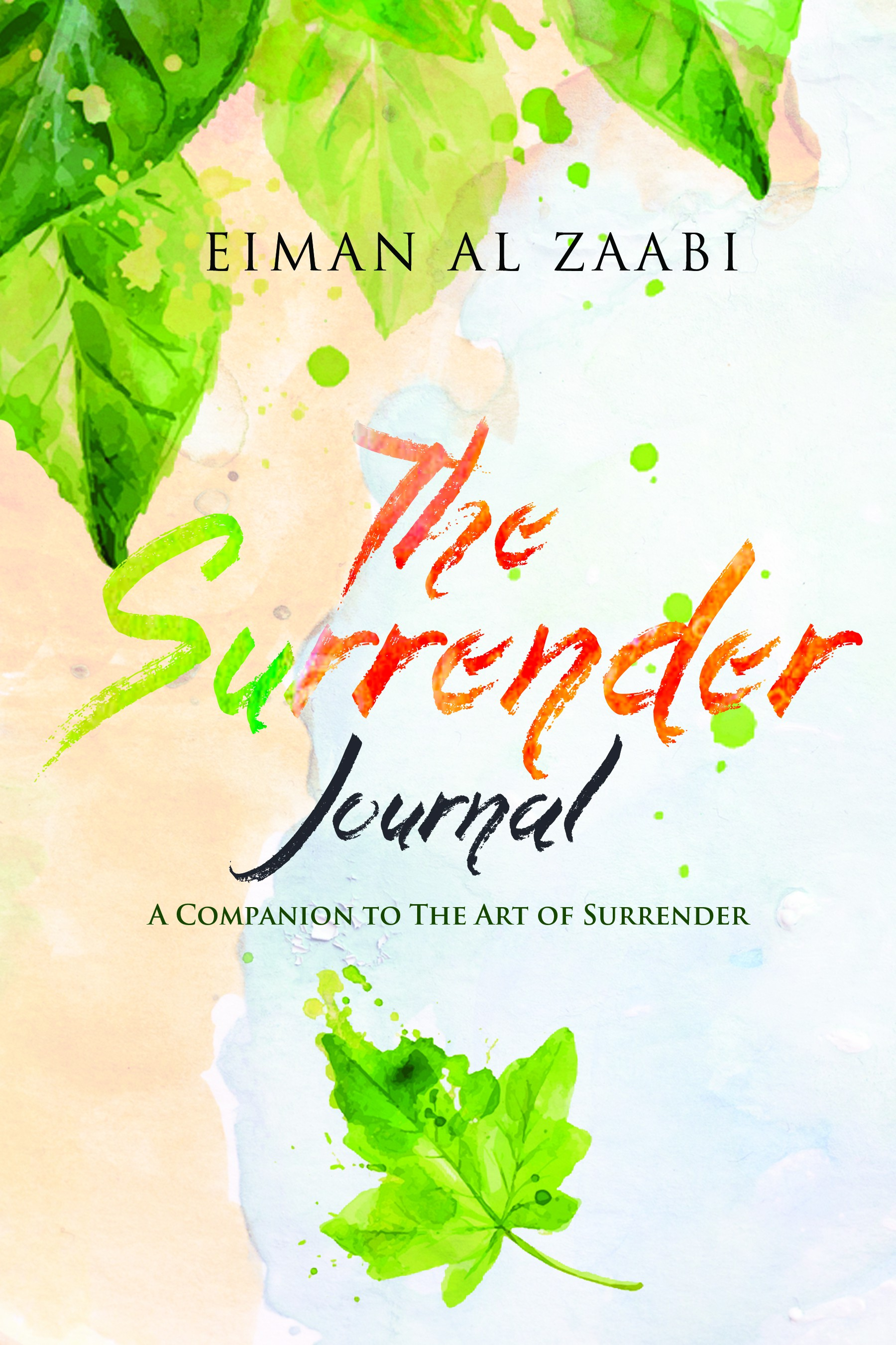 Book Cover: The Art of Surrender