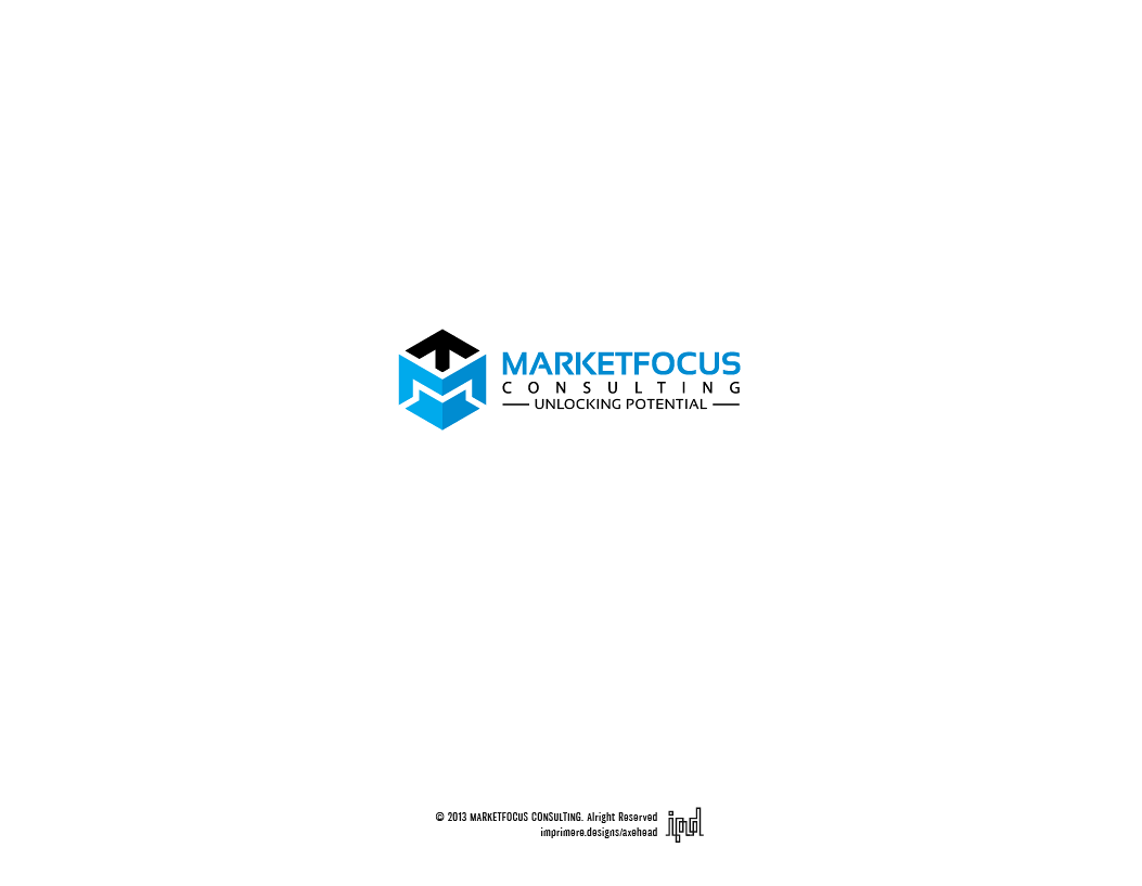 WANTED: Wow!-logo to expand business for MARKETFOCUS CONSULTING