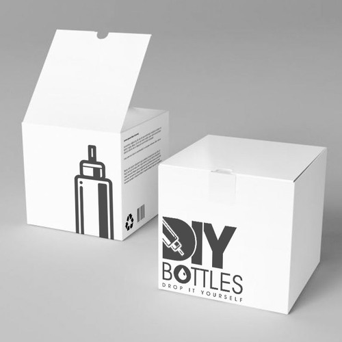 Logo for DIY Bottles