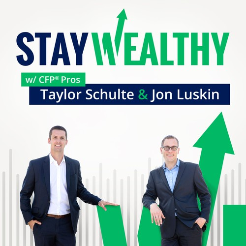 STAY WEALTHY - Podcast Cover