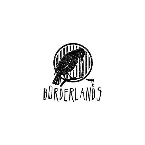 "Creative Logo for Music Label ""Borderland""."