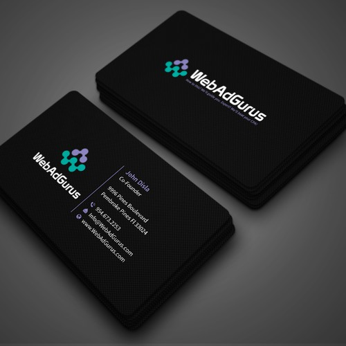 Simple and Classy Business Card