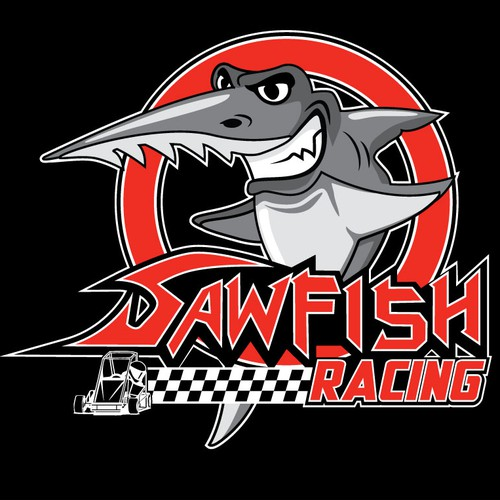 logo for racing team