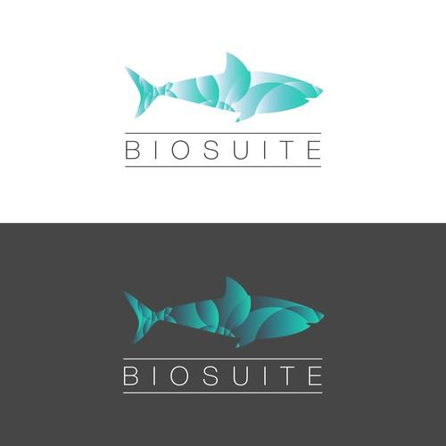 BIOSUITE Logo Design