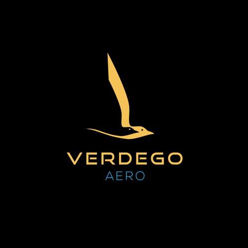 """Logo for """"VerdegoAero"""""""