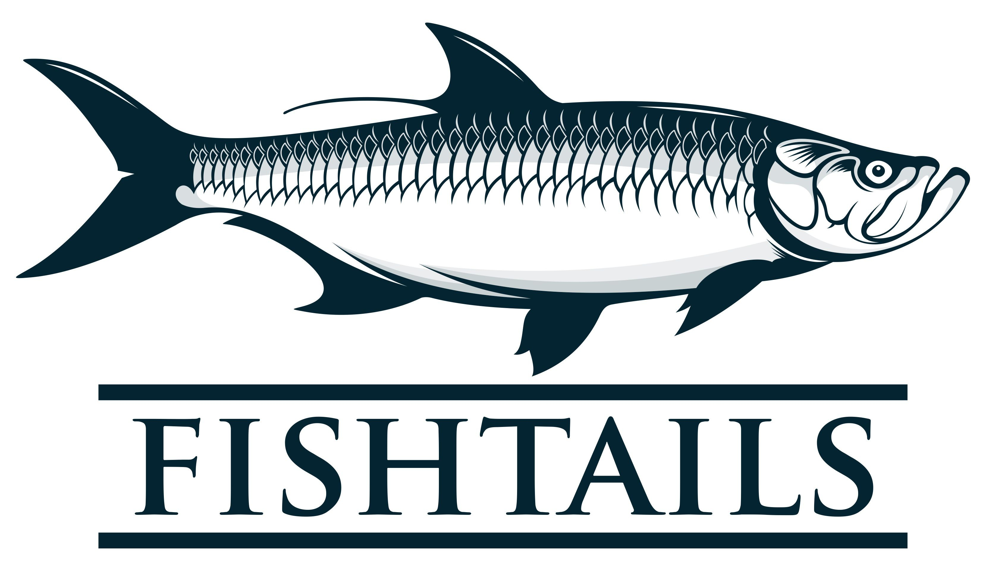 Design a logo for a fishing TV show!