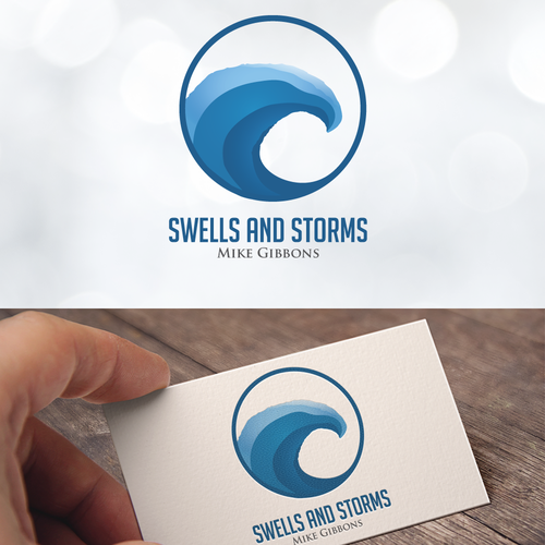 Swells and Storms--Create a distinctive wave logo!