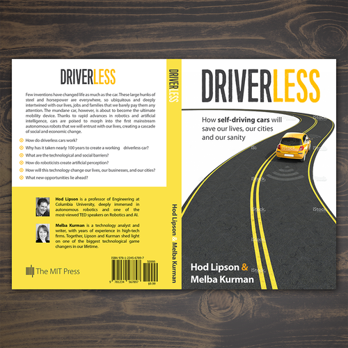 Driverless Book Cover