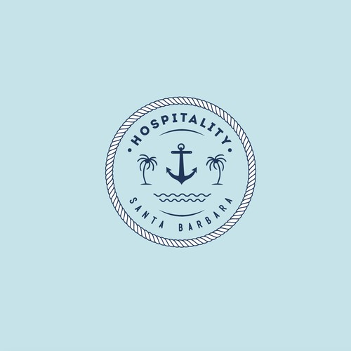 Logo concept for Hospitality