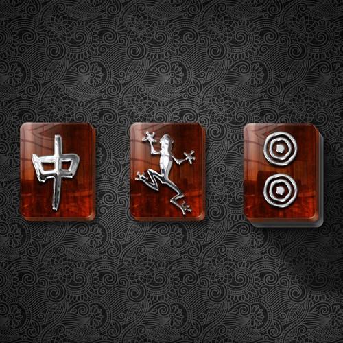 Mahjong game elements