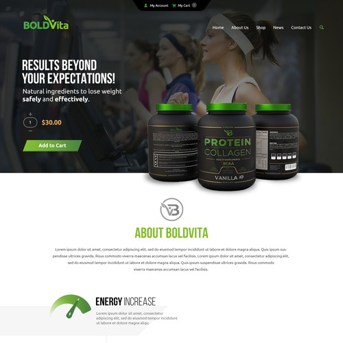 Supplement Website - Boldvita