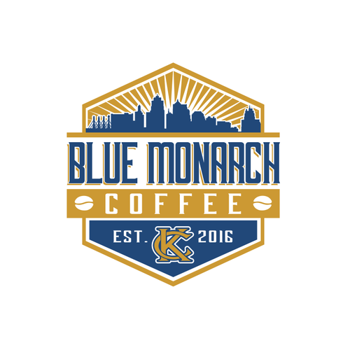 Blue Monarch Coffee