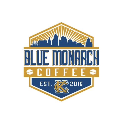 Blue Monarch Coffee