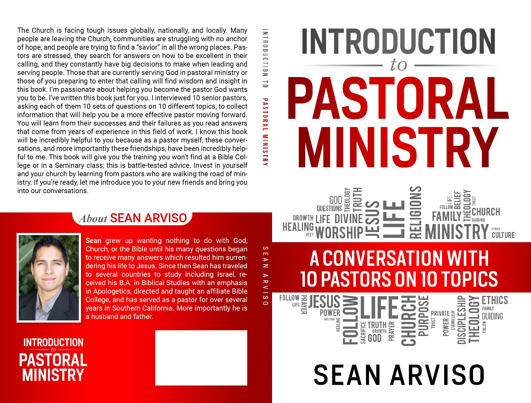 Need A Powerful Book Cover Design For Christian Leaders