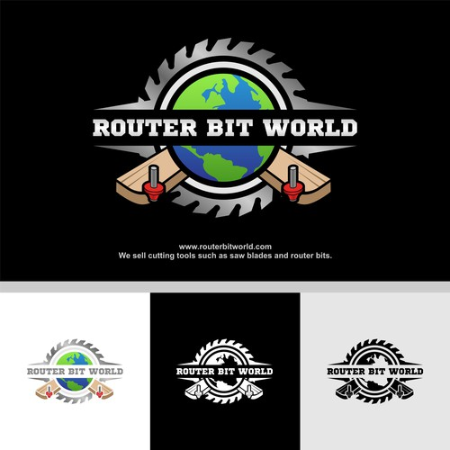 Logo Works For Router Bit World