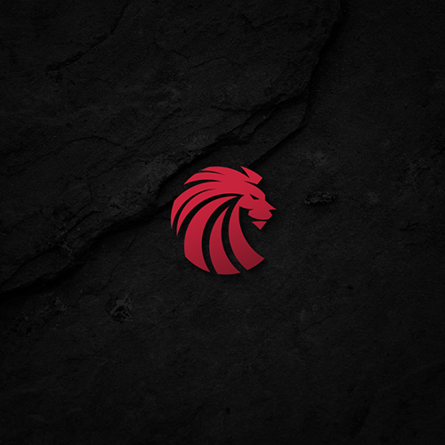 Lion Logo for Sport Brand