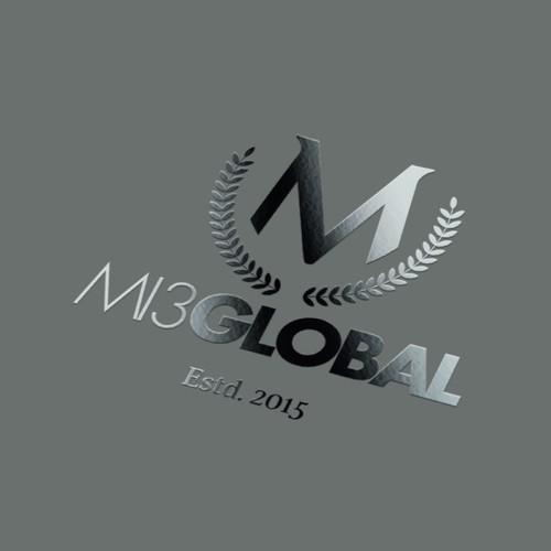 Luxury logotype for MI3Global