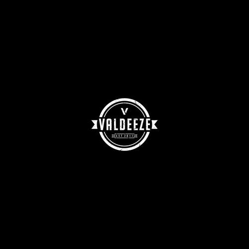 bold logo for valdeeze