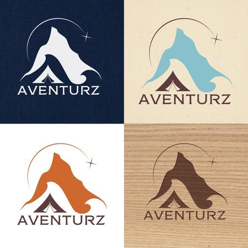 Logo for Aventurz company