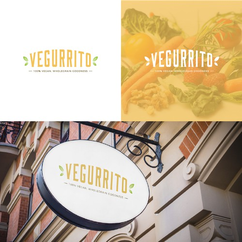 Logo Concept For Veggurito