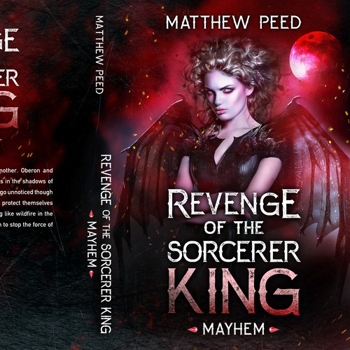 Revenge of the Sorcerer King - Mayhem
