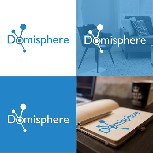 Domisphere Logo Design