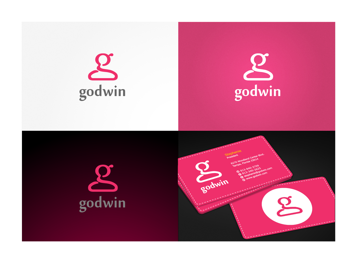 Create the next logo for Godwin
