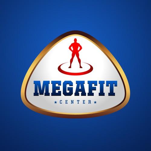 logo for MegaFit Center