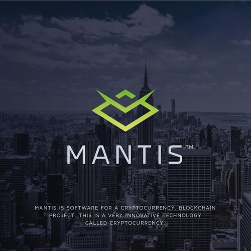 Logo proposal for MANTIS