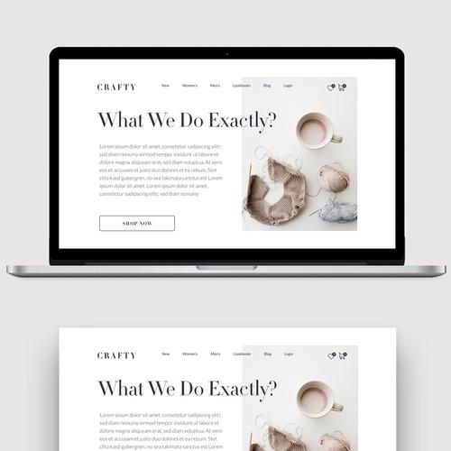Web Design Contest Entry