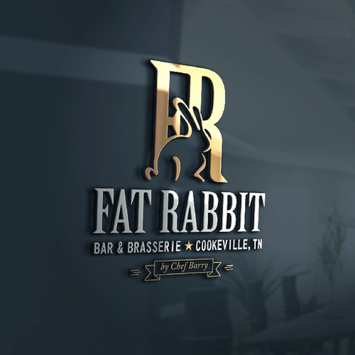 Logo for Fat Rabbit