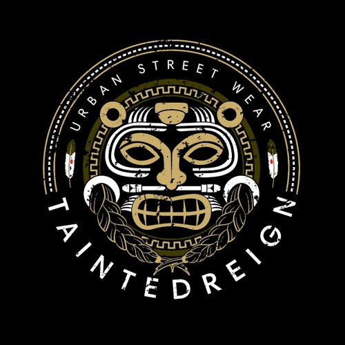 Logo design for TaintedReign