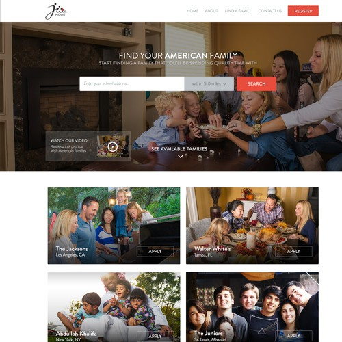 WANTED: Creative, Eye-Catching, Beautiful Website!!!