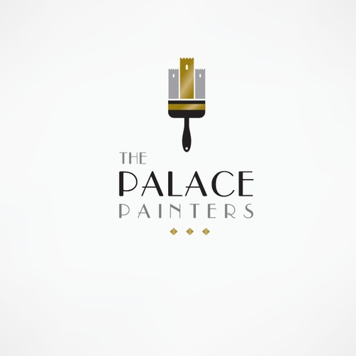 Art Deco Logo Contest for Painting Company
