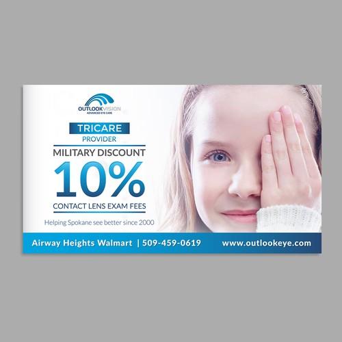 Outlook Vision Digital Banner