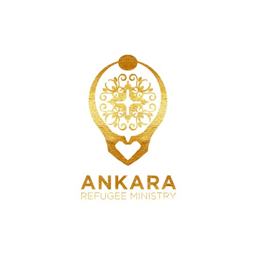 Logo design For Ankara Refugee Ministry