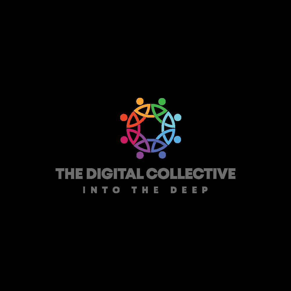 Logo for a groundbreaking new digital unit in an international development charity