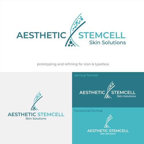 logo for Aesthetic stemcell