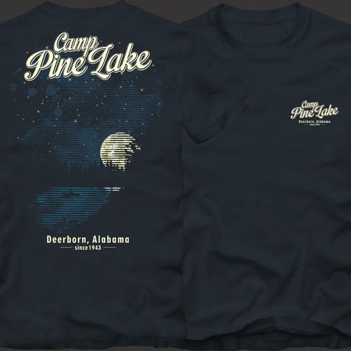 camp pine lake
