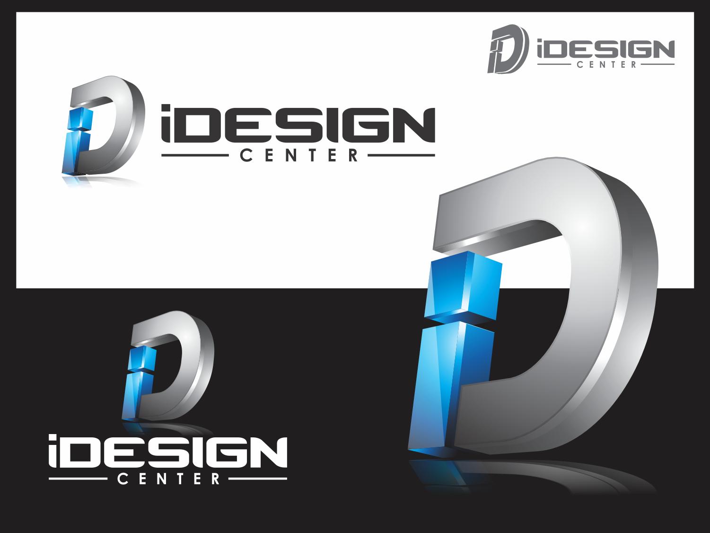 I-DESIGN CENTER needs a new logo