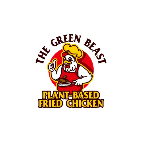 Logo Design for The Green Beast