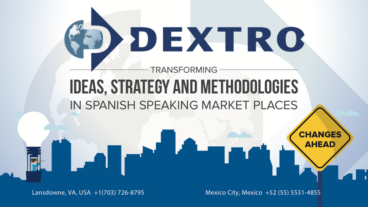 Business deck for dextro