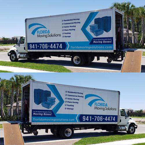 Box Truck Warp