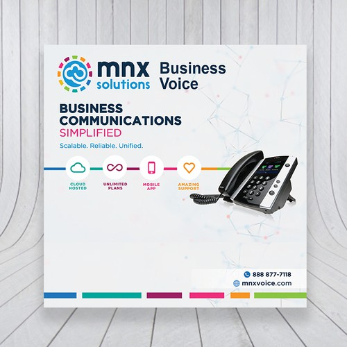 Backdrop for MNX Solutions